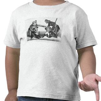 La guerre civile au Portugal T-shirts