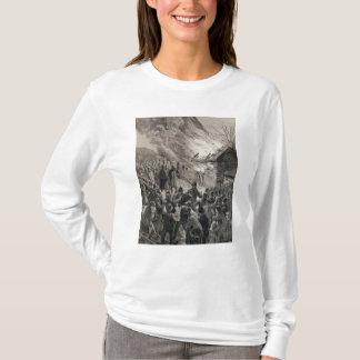 La guerre de loyer en Irlande T-shirt