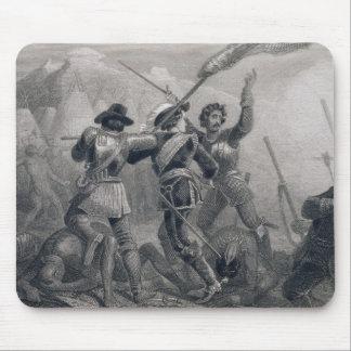 La guerre de Pequod Tapis De Souris