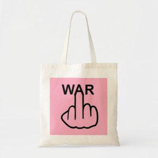 La guerre de sac est horrible