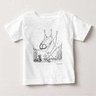 La guerre des mondes se remélangent : Soyons des T-shirts
