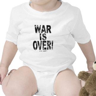La guerre est au-dessus de (le regard porté) bodies