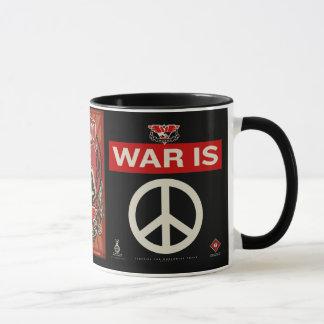 La guerre est tasse de paix