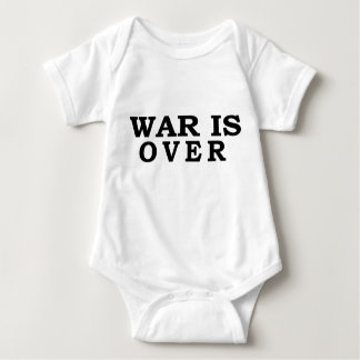La guerre est terminée t-shirt