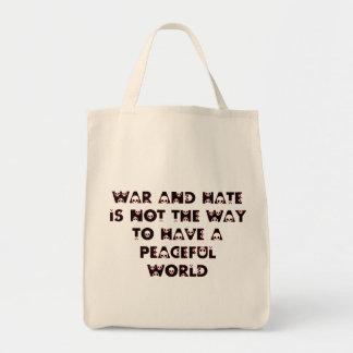 La guerre et la haine de BeSkulled n'est pas la ré Sacs Fourre-tout