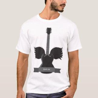 La guitare s'envole le T-shirt