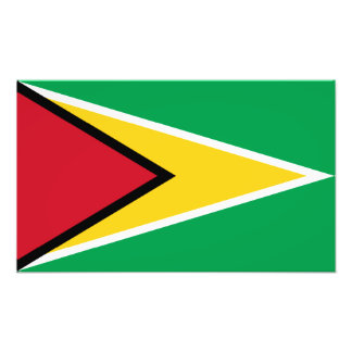 La Guyane - drapeau guyanais Photographes