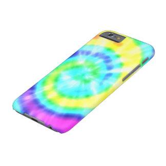 La hippie d'arc-en-ciel teignent en nouant le cas coque iPhone 6 barely there