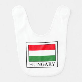 La Hongrie Bavoirs