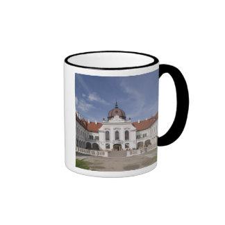 La Hongrie, Budapest, Godollo : Manoir royal, Mug Ringer