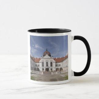 La Hongrie, Budapest, Godollo : Manoir royal, Tasse