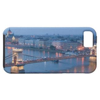 La HONGRIE, Budapest : Pont (à chaînes) de Coque iPhone 5 Case-Mate