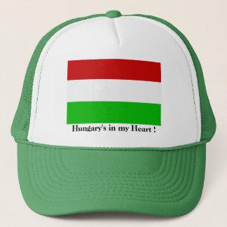 """La """"Hongrie casquette à mon coeur"""""""