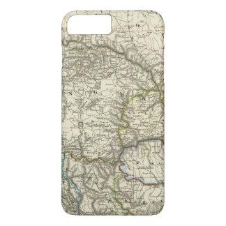 La Hongrie et son par voie de terre du Coque iPhone 7 Plus