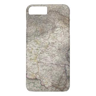 La Hongrie, la Transylvanie, Slavonie, Croatie Coque iPhone 7 Plus
