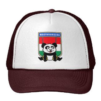 La Hongrie sonne le panda Casquettes