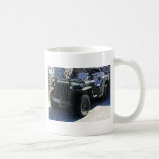 La jeep de Willy classique Mug