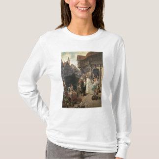 La jeune mariée, 19ème siècle t-shirt