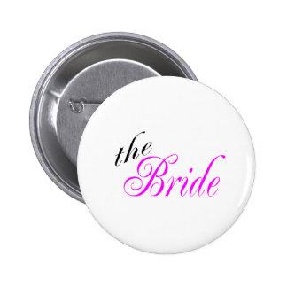 La jeune mariée badges