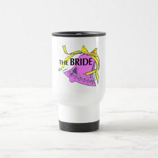 La jeune mariée (mariage Bell) Tasses