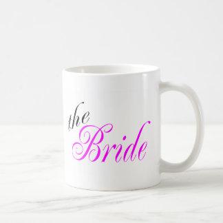 La jeune mariée mug blanc