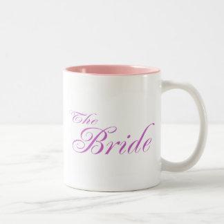 La jeune mariée (pourpre) tasse
