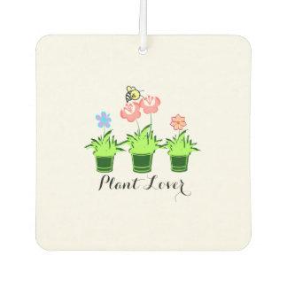 """La """"jolie fleur plante"""" le refraîchissant d'air de désodorisant pour voiture"""