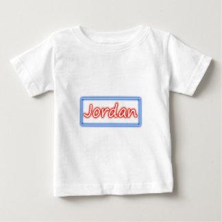 La Jordanie T-shirt Pour Bébé