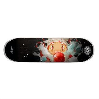 """La Leche """"Charoman """" d'AMO de Yo Skateboard 20,6 Cm"""