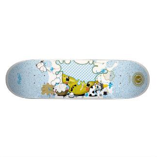 """La Leche """"Merendando """" d'AMO de Yo Plateaux De Skateboards"""