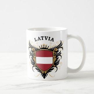 La Lettonie Mug