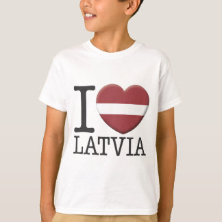La Lettonie T-shirt