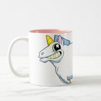 La licorne pète tasse