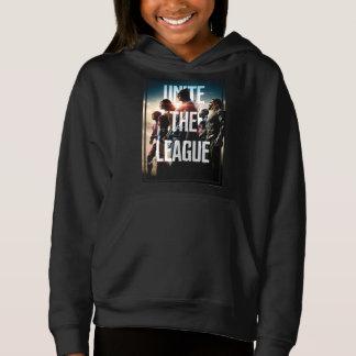 La ligue de justice   unissent la ligue