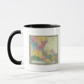 La Louisiane 10 Tasses