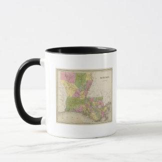La Louisiane 11 Mugs