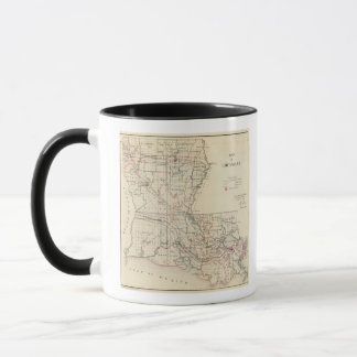 La Louisiane 2 Mug