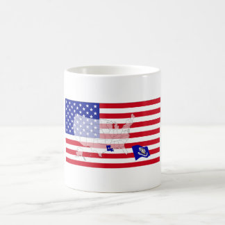 La Louisiane, Etats-Unis Mug