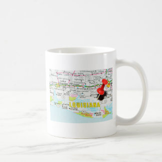 La Louisiane Mug