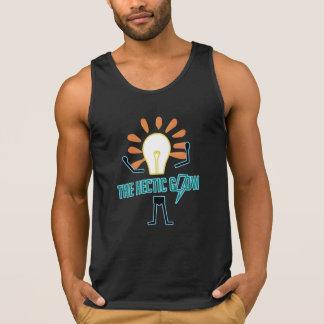 La lueur agitée (chemise de bande)