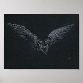 La lumière obscurcie poster