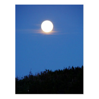La Luna Carte Postale