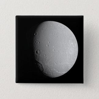 La lune Dione 2 de Saturn Pin's