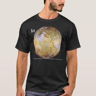 La lune E/S de Jupiter T-shirt