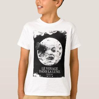La Lune (un voyage de Le Voyage Dans à la lune) T-shirt