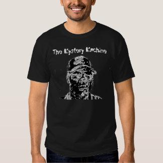 La machine de mystère de base t-shirt