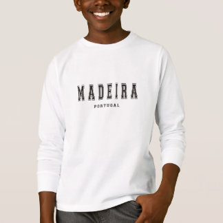 La Madère Portugal T-shirt
