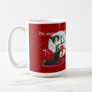La magie de Noël Mug