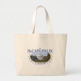 La Maison Blanche 2008 de McCain Palin Grand Sac