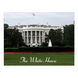 La Maison Blanche Carte Postale